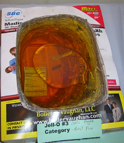 jell-o phone book